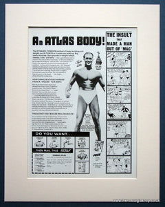 An Atlas Body 1976 Original Advert (ref AD983)