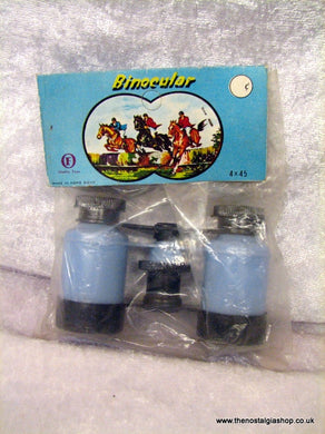 Binoculars, Childrens Toy set. Still sealed 1960 (ref nos060h)