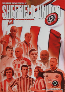Sheffield United - The Official Encyclopaedia. (ref B76)