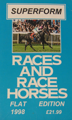 Races and Race Horses Flat 1998 (ref b28)
