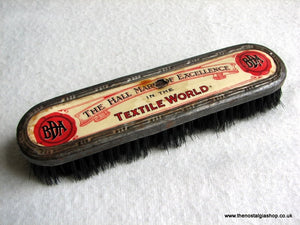 BDA Vintage Clothes Brush. (ref Nos048)