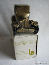 Load image into Gallery viewer, Model T Ford Metal Coin Bank. (ref Nos012)