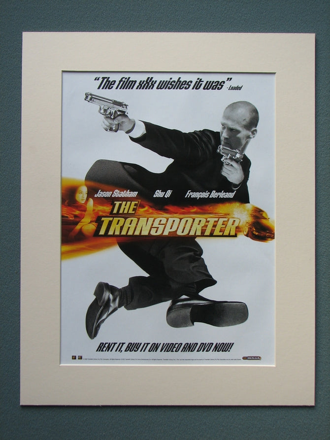 The Transporter 2003 Original advert (ref AD781)