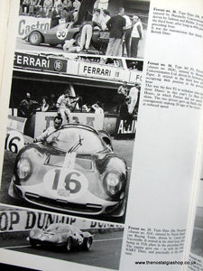 Ferraris At Le Mans  (Ref No B119)