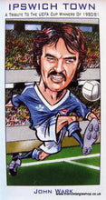 Load image into Gallery viewer, Ipswich Town UEFA Cup Winners 1980/81 Football Card Set