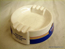 Load image into Gallery viewer, Rothmans Ash Tray Seton Pottery (ref nos093)