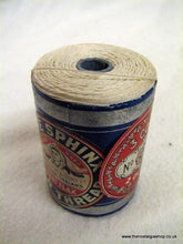 Load image into Gallery viewer, The Sphinx ball of Vintage Linen Thread. (ref nos082)