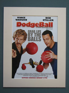 Dodgeball 2004 Original Advert (ref AD752)