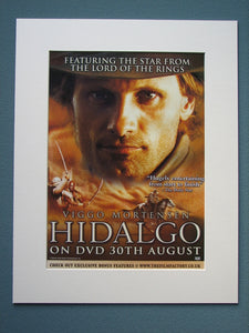 Hidalgo 2004 Original advert (ref AD802)