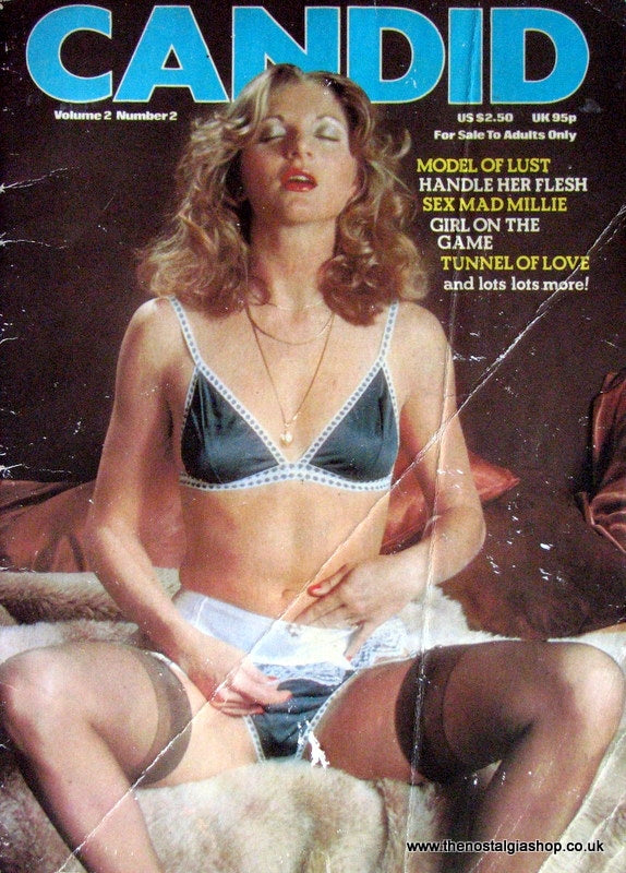 Candid Magazine Vol 2 No.2. 1979