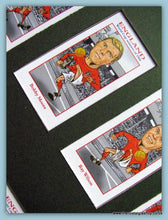 Load image into Gallery viewer, England World Cup Winners 1966. Football Card Set.