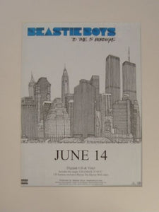 Beastie Boys - To The 5 Boroughs Original Advert (AD3041)