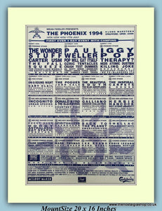 The Phoenix 1994 Original Advert (ref AD9014)