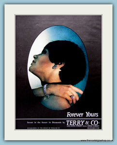 Terry & Co Manchester Jewellers Original Advert 1967 (ref AD6249)