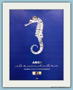 ABC Abracadabra 1991 Original Advert (ref AD3092)