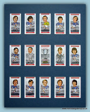 Load image into Gallery viewer, Rangers Euro Kings 1972. Mounted Card Set.