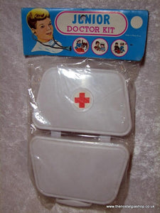 Junior Doctor Kit. Vintage Toy. Unused. (ref Nos116)