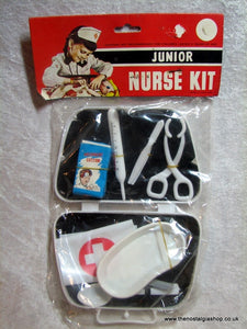Junior Nurse Kit, 1960s Toy Unused. (ref Nos101)