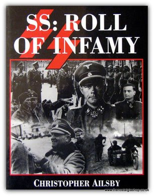 SS Roll of Infamy. (ref B107)