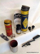 Load image into Gallery viewer, Puncture Repair Kits x 2. Vintage (ref Nos117)