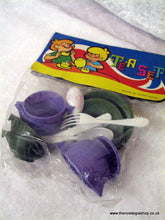 Load image into Gallery viewer, Tea Set, Childrens Toy, Still Sealed, 1960s (ref nos060j)