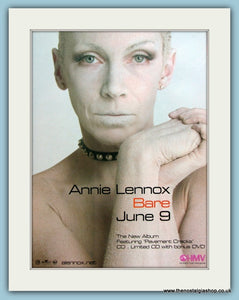 Annie Lennox Bare 2003 Original Advert (ref AD3058)