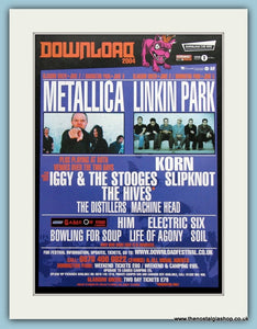 Download Music Festival Advert 2004 (ref AD3373)