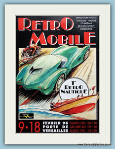 Retro Mobile 1996. Original Advert (ref AD2040)