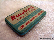 Load image into Gallery viewer, Rinstead Pastilles Vintage Tin. (ref nos035)