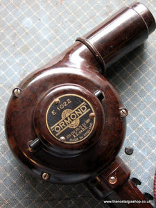 Ormond 1950's Bakelite Hair Dryer. (ref Nos119)