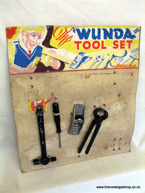 Wunda Childs Tool Set (ref Nos113)