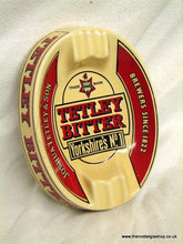 Load image into Gallery viewer, Tetley Bitter Ash Tray (ref nos084)