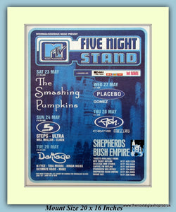 Five Night Stand Original Advert 1998 (ref AD9051)