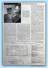 Load image into Gallery viewer, Eccles Dominant Caravan Original Test Report 1957 (ref AD6370)
