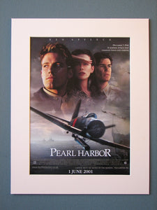 Pearl Harbor 2001 Original advert (ref AD448)