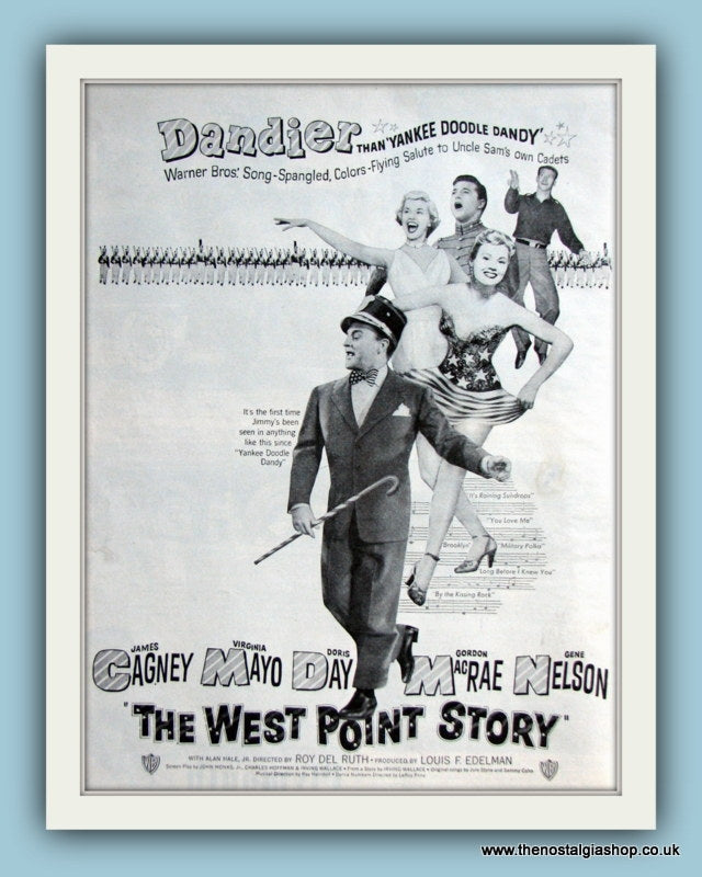 The West Point Story. Original Advert (ref AD8000)