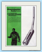 Load image into Gallery viewer, Greenmaster Putters. Original Advert 1968 (ref AD4988)