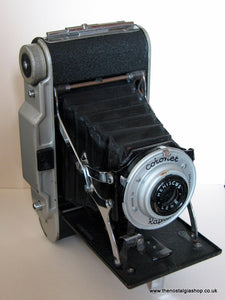 Coronet Rapid Bellows Camera. (ref Nos004)