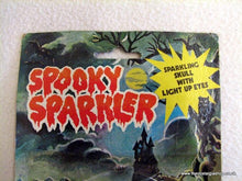 Load image into Gallery viewer, Spooky Sparkler 1970s Toy. (ref Nos106)