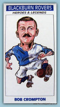 Load image into Gallery viewer, Blackburn Rovers Heroes and Legends Football Card Set