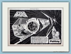 Star Wars Collection from Palitoy. Original Advert 1979 (2702)