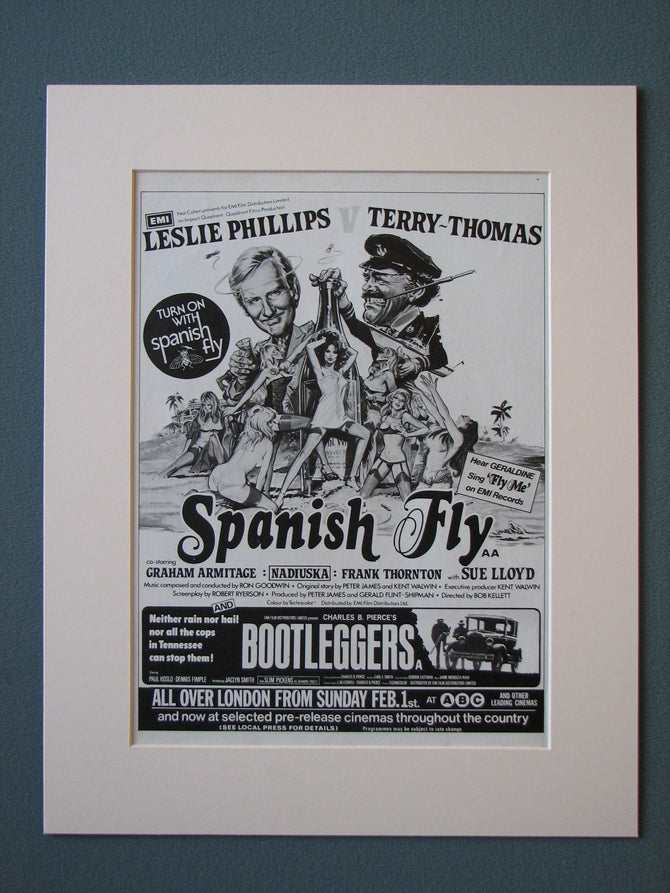 Spanish Fly (ref AD427)