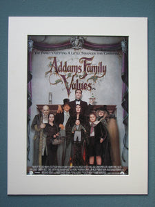 Addams Family Values 1994 Original advert (ref AD772)