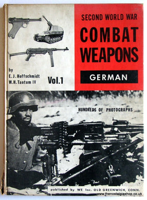 Second World War Combat Weapons. German (ref b63)