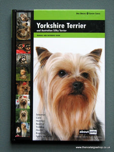 Yorkshire Terrier and Australian Silky Terrier. Book. (ref b26)