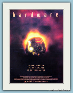 Hardware Original Advert 1990 (ref AD4037)