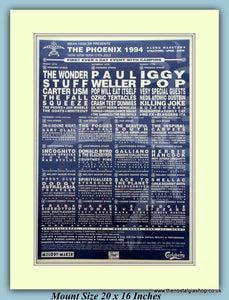 The Phoenix 1994 Original Advert (ref AD9015)