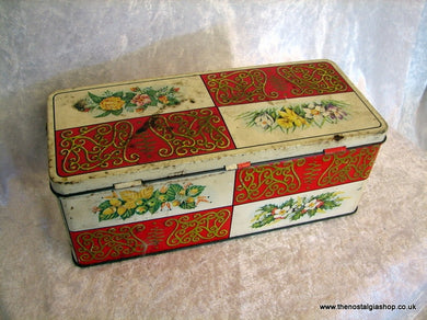 Jacob & Co. Vintage Biscuit Tin. (ref nos068)