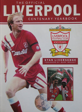 Liverpool Centenary Yearbook 1892 - 1992 (ref b38)