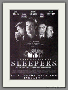 Sleepers. 1996 Original Advert (ref AD54267)
